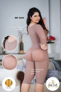 Fajas Reductoras Post Surgical Powernet Compression Bodysuit