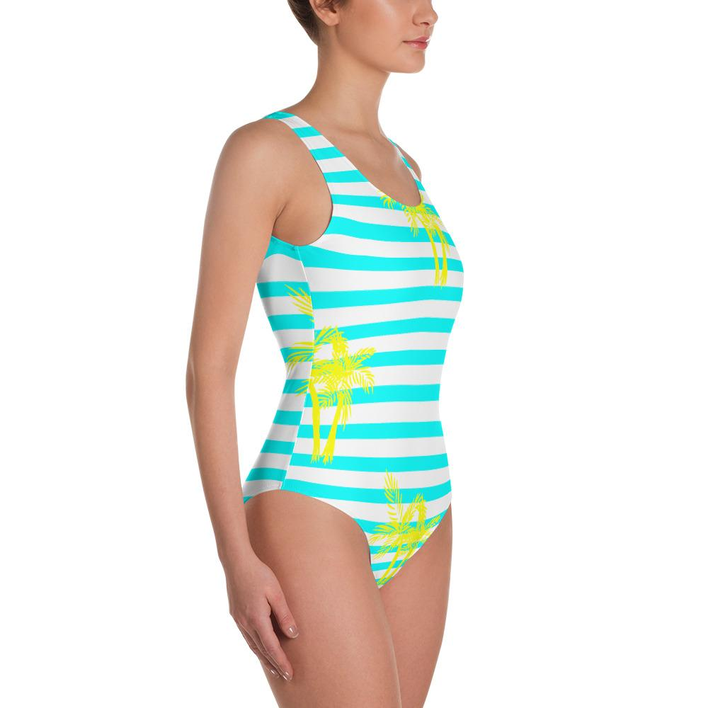 Find Your Coast One-Piece Swimsuit - My Luxury Intimates