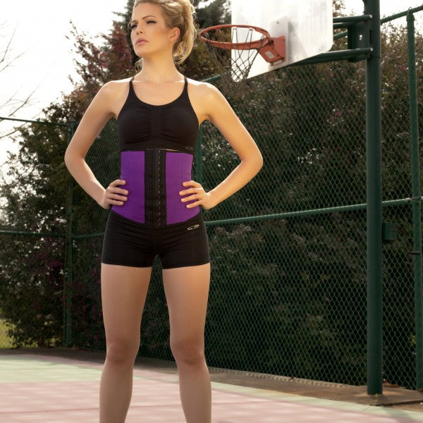 Vedette Zoe Purple Waist Trainer