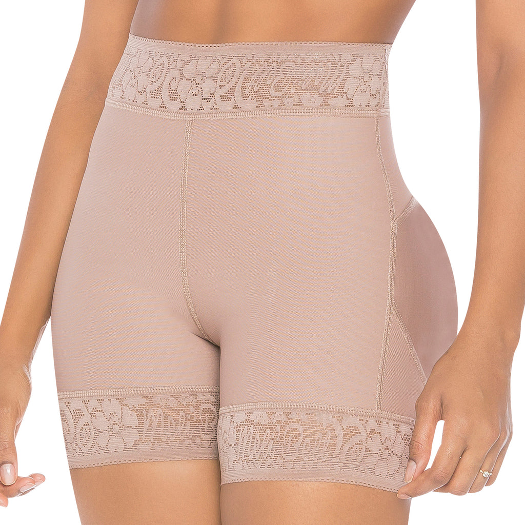 Fajas Melibelt Butt Lifter Panty Girdle to 4XL - My Luxury Intimates