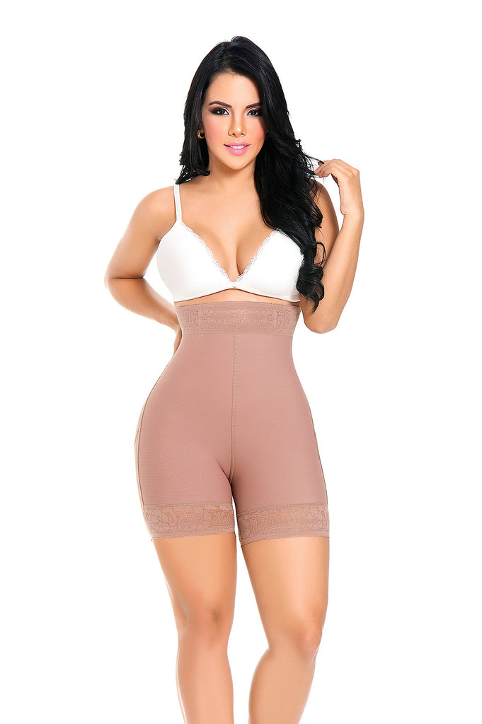 Strapless High Waist Panty Girdle - My Luxury Intimates