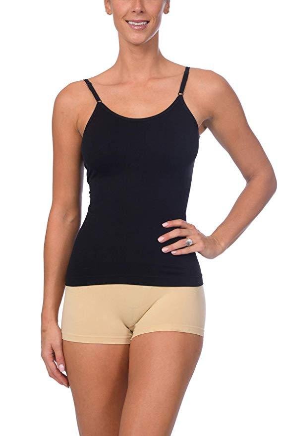 Seamless Shaping Reversible Camisole - My Luxury Intimates