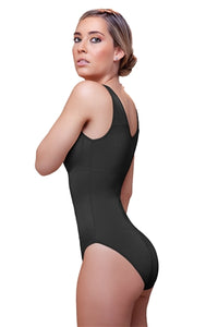 Front Hook Closure Post Surgery Compression Garment