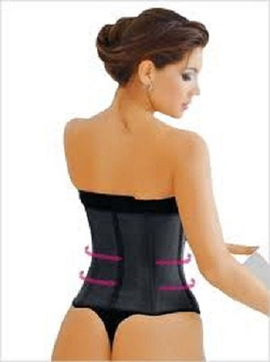 CLASICA LATEX WAIST CINCHER BY ANN CHERY 2025 - My Luxury Intimates