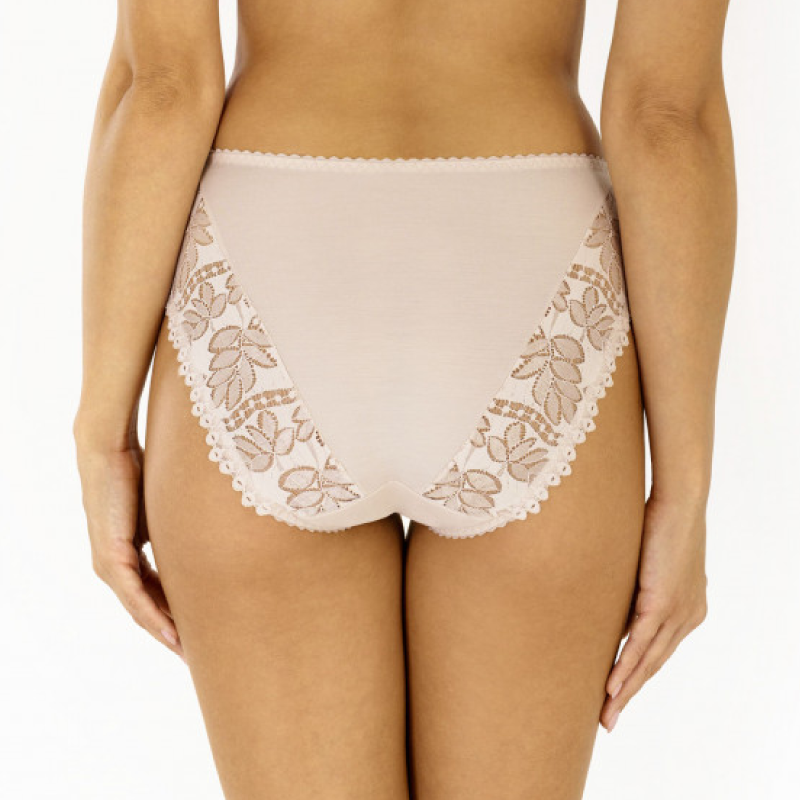 Full Coverage Brief Panties Rosme Galla - My Luxury Intimates