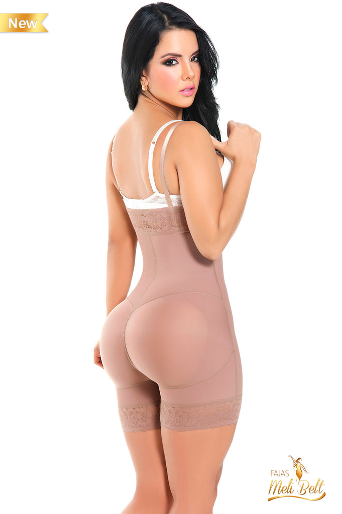 Melibelt Firm Control Strapless High Waist Panty Girdle to Size 4X - My Luxury Intimates