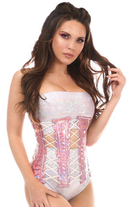 Daisy Corsets Holographic Corsets