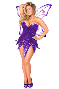 Plus Size Fairy Costume