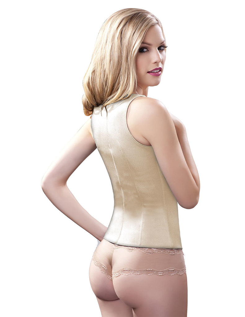 Vedette Rebecca Underbust High Back Latex Waist Training Vest - My Luxury Intimates