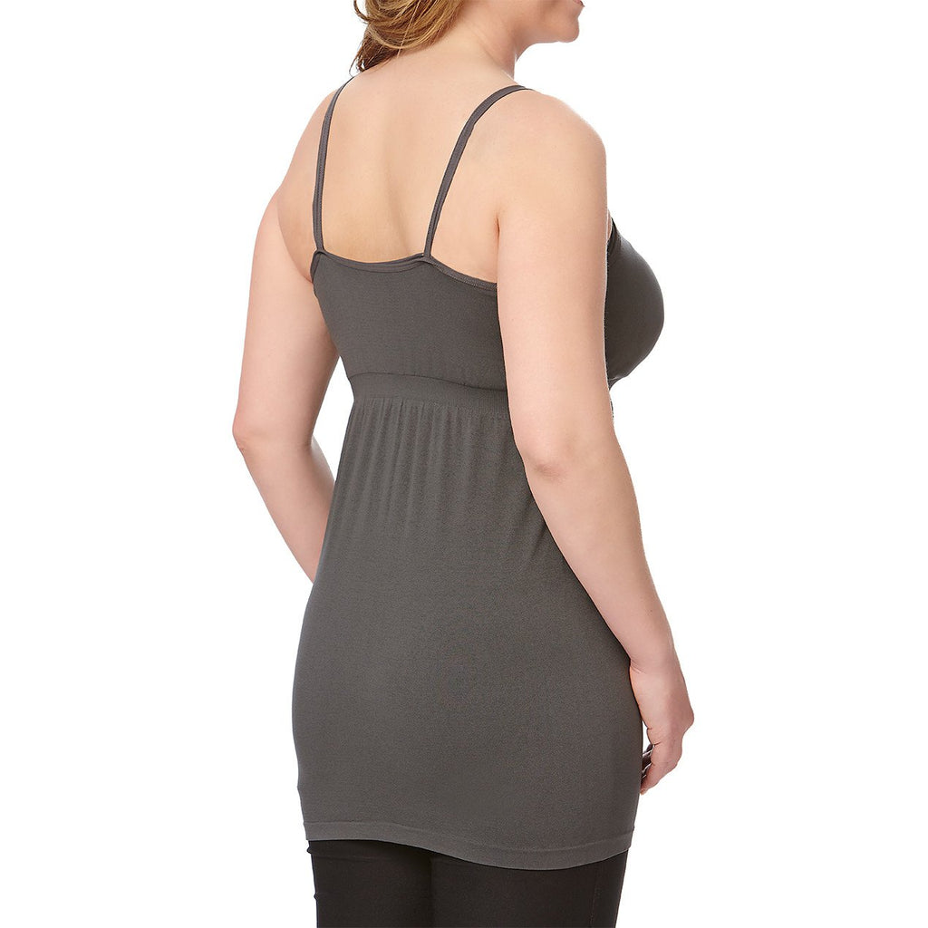 The Most Comfortable Seamless Nursing Camisole - My Luxury Intimates