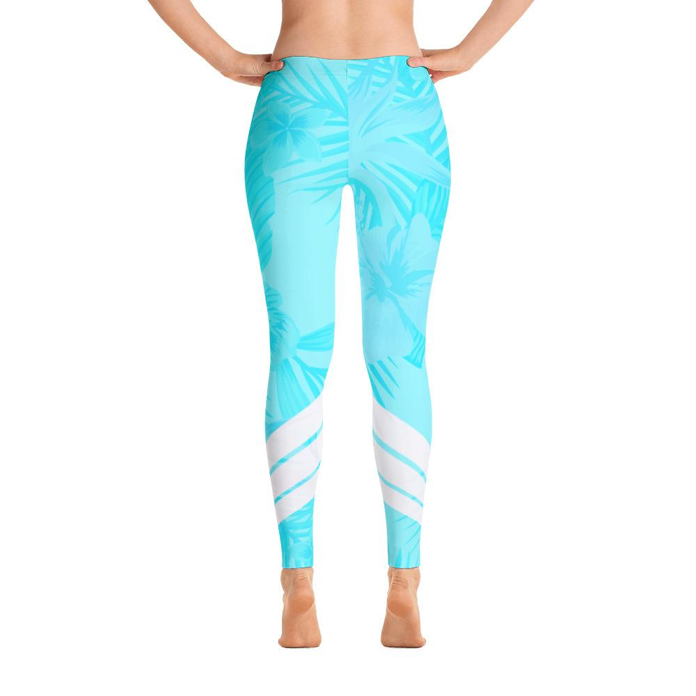 Women's Active All Day Comfort Venture Pro Wild Life Neon Leggings