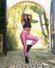 Bentley Fuchsia Pucker Leggings - My Luxury Intimates