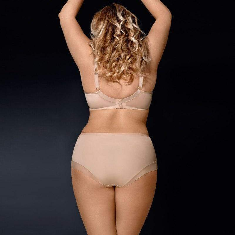 High Waist Full Coverage Brief Panty Gorsenia Luisse - My Luxury Intimates