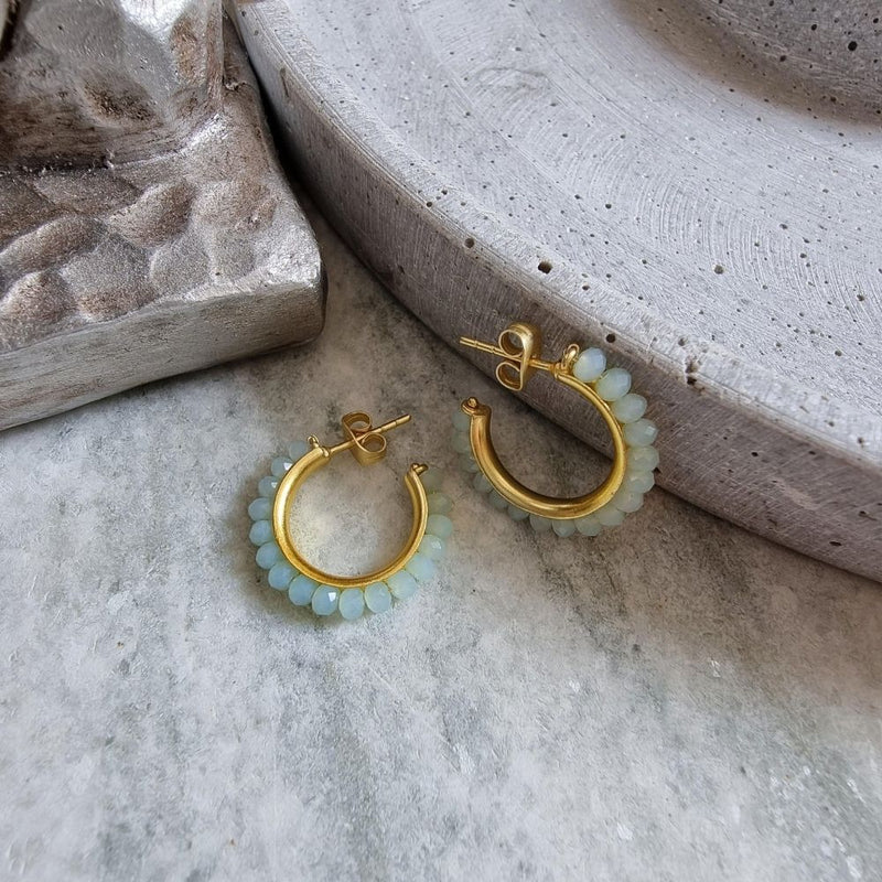 Hoop Earrings MAYA