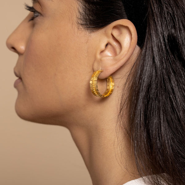 Hoop Earrings RANA