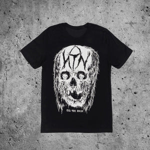 Black Metal Tee (Hair)