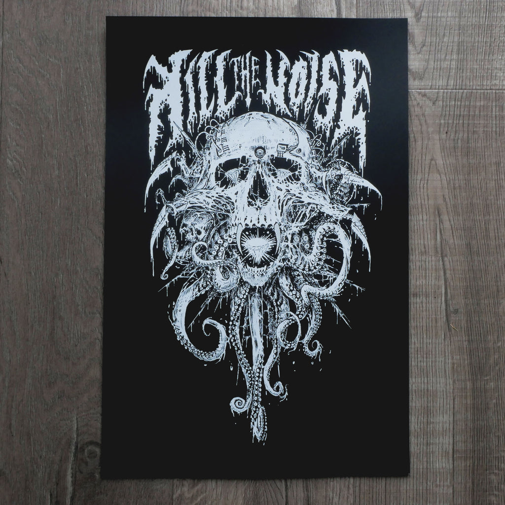 Limited Edition Cthulhu Poster