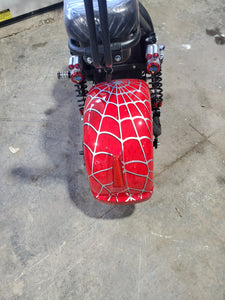 Spider Man Red