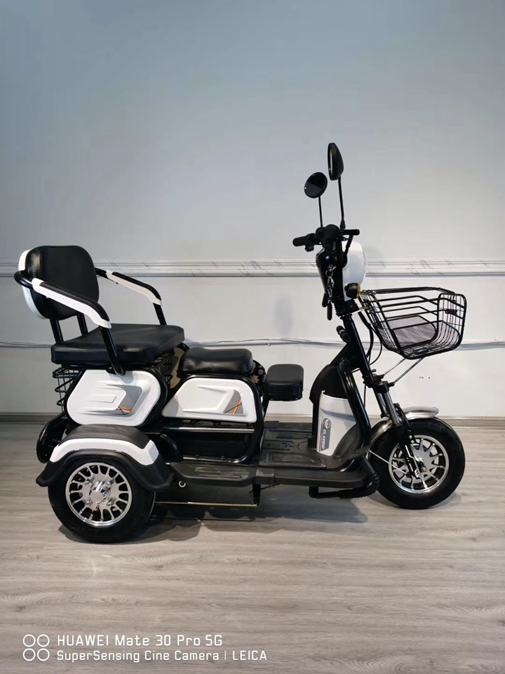 LTE Next Generation E Trike
