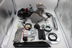 Zeda OZ80 Motorized Bicycle Kit.