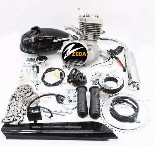 Zeda S80 Motorized Bicycle Kit.