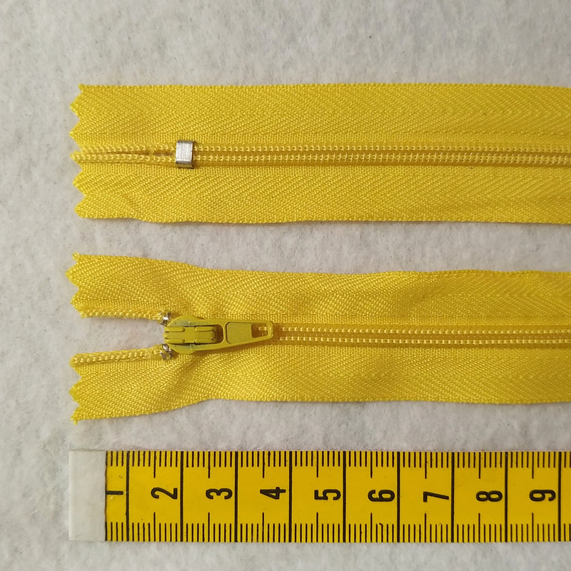 General Purpose Zips | Length - 18cm | 56 colours