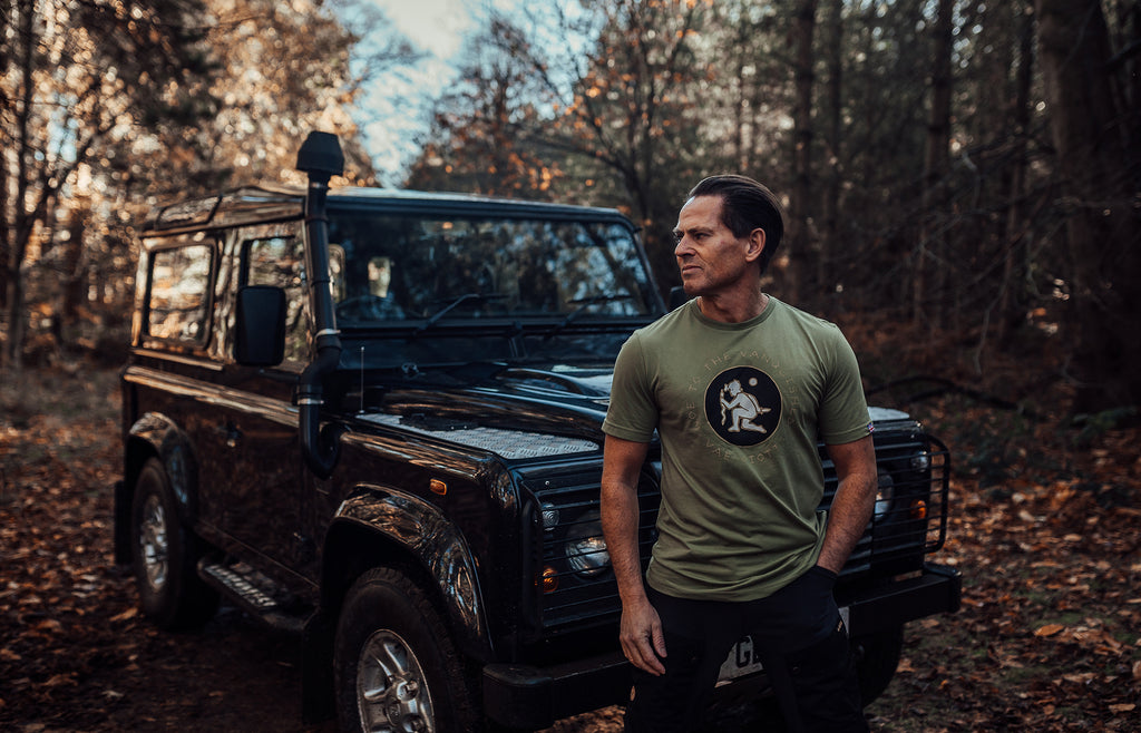 Vae Victis tee is just one of the latest editions to our military t shirts collection. One more reason why Apostle is one of the leading veteran owned clothing brands in the UK.