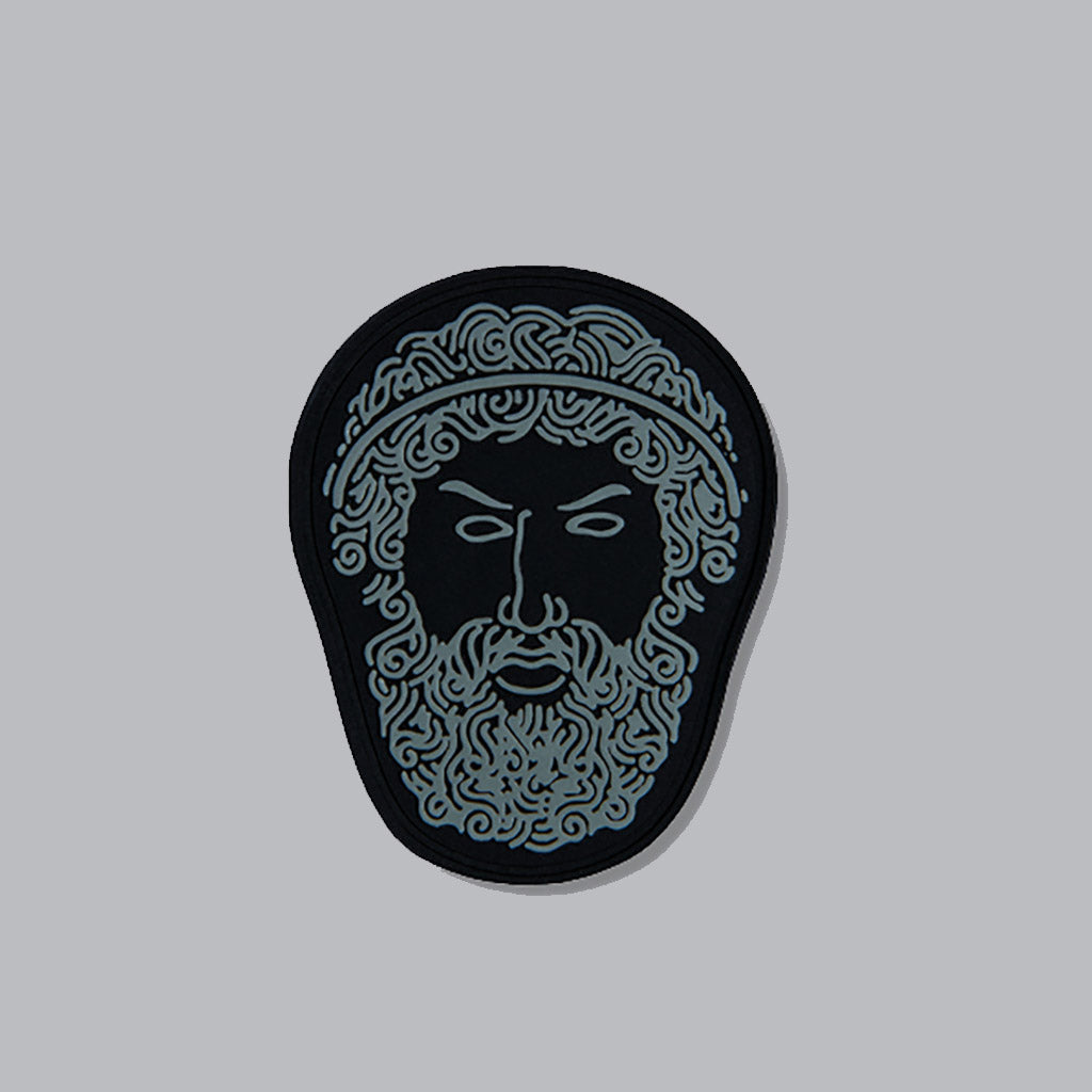 Apostle Patch Black & Grey