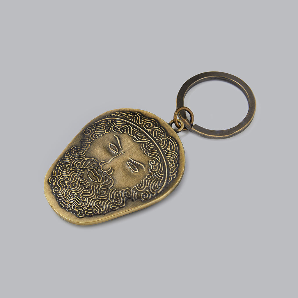 Apostle Keyring (Ancient Gold)