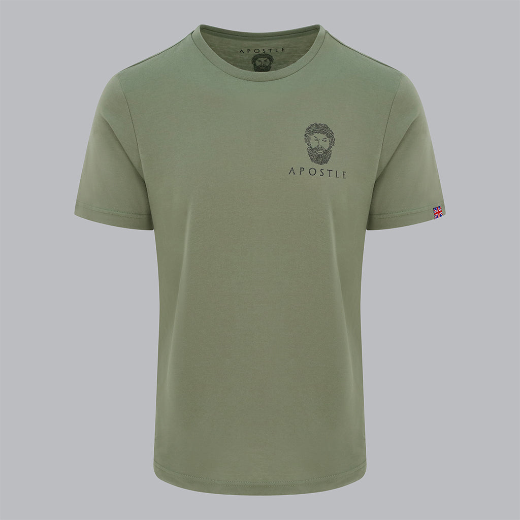Apostle Logo T (Forest Green)