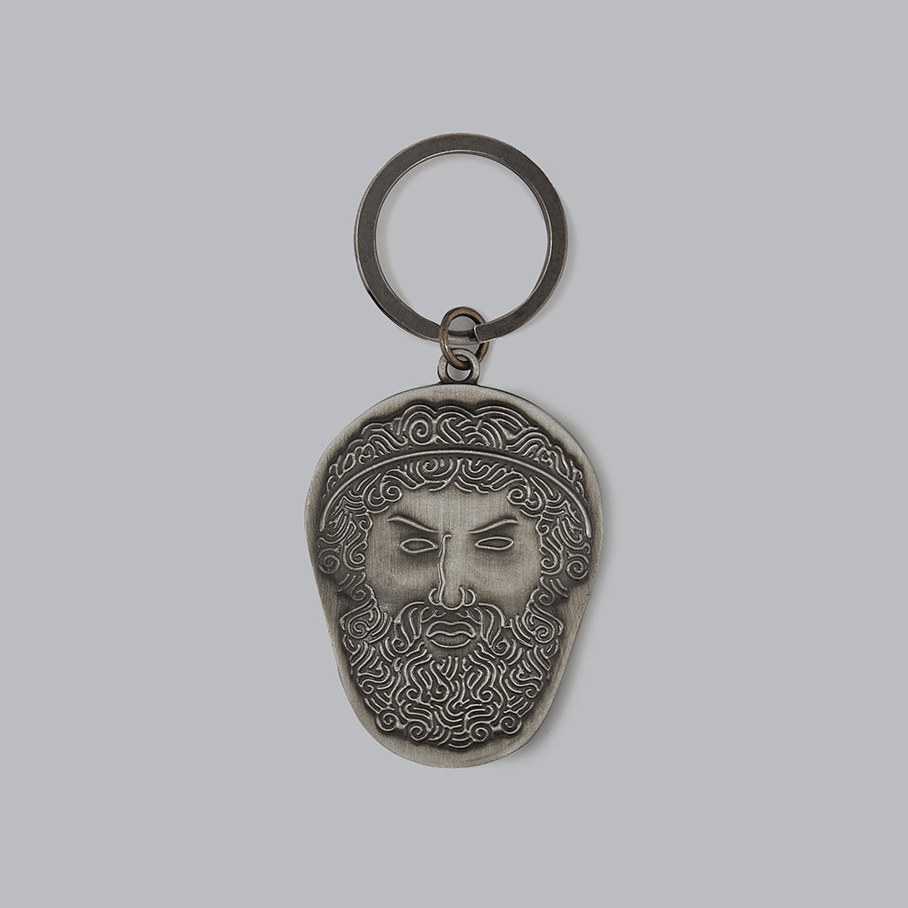 Apostle Keyring (Ancient Silver)
