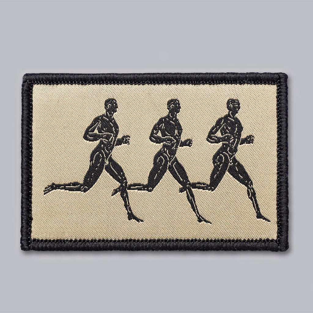 Running Man Patch