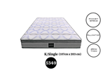 SleepComfort Classic Pillowtop Mattress