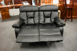 Bella 2 Seater Recliner Sofa