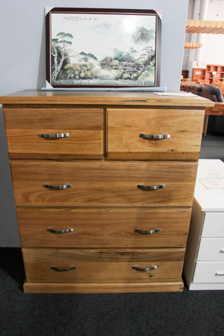 Bassendean Chestnut Tall Chest