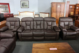 Bella 3 Seater Recliner Sofa