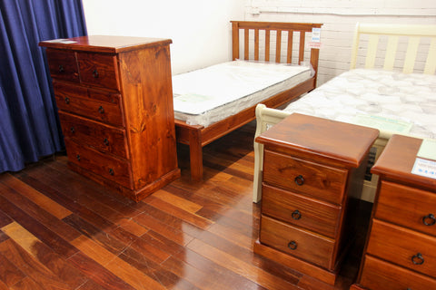 Cannington Single Bed