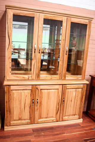 Chestnut 3 Door Dresser