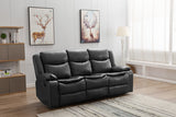Coco 3 Seater Recliner Sofa
