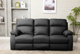 Collie 3 Seater Recliner Sofa