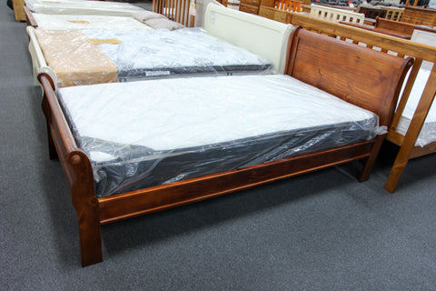 Crescent Single Bed (Panel)