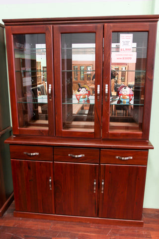 Donnelly Jarrah 3 Door Dresser