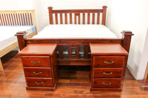 Donnelly King Bed