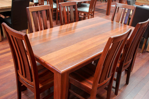 Donnelly Jarrah 1800 Dining Table