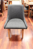 Fabric Arm Chair (Marri Leg)