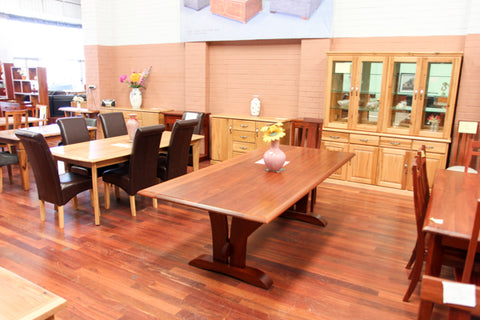 Stirling Jarrah 2400 Dining Table(WA Made)