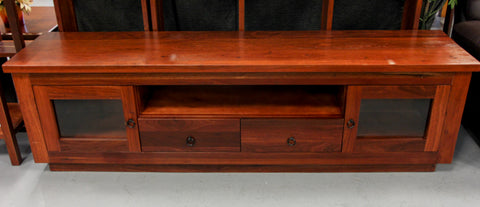 Jarrah 2.1M 2DR/2DRW TV Unit