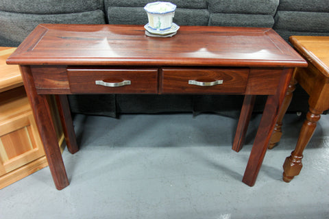 Jarrah 2DRW Hall Table