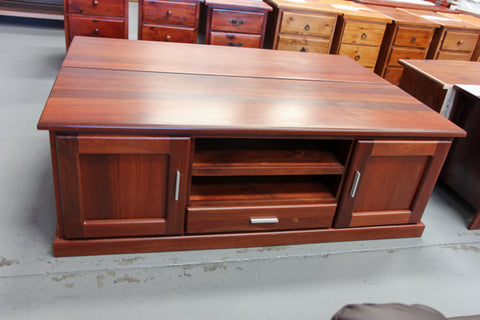 Donnelly Jarrah TV Unit