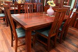 Erin Jarrah 1800 Dining Table